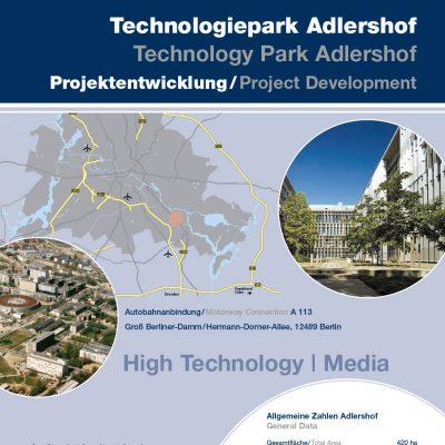 Adlershof Broschüre