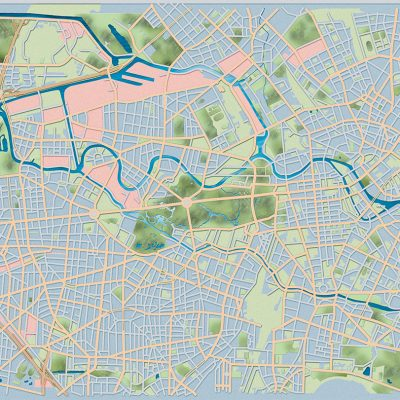 Basisplan Berlin