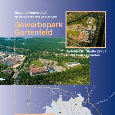 <Gartenfeld Broschüre
