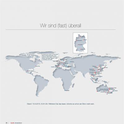 Image-Broschüre Savills